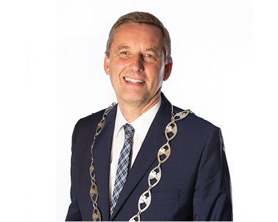 Afbeelding | Burgemeester A.B. (Anton) Stapelkamp