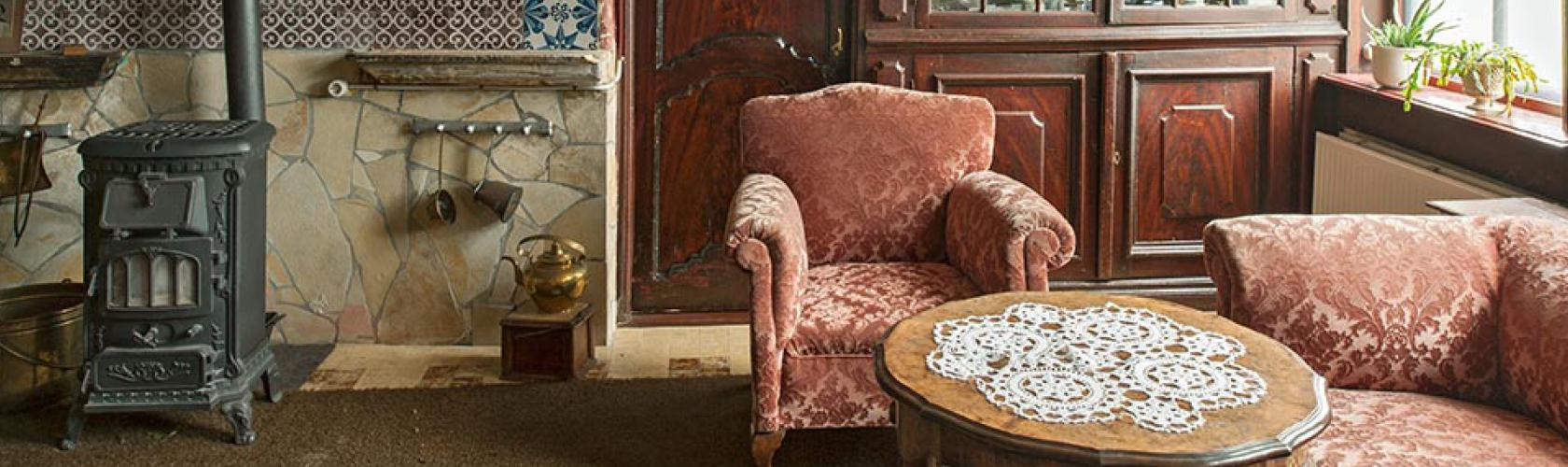 Omslagafbeelding | Historisch interieur