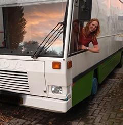 Afbeelding | SRV Bus van het project Een Nieuwe Tijd